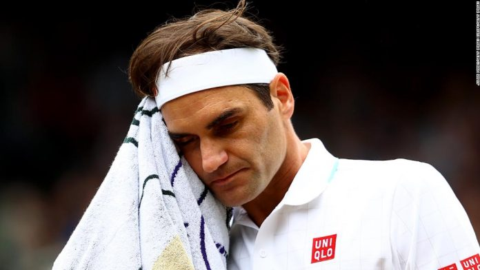 Roger Federer knocked out of Wimbledon by Hubert Hurkacz at quarterfinal stage