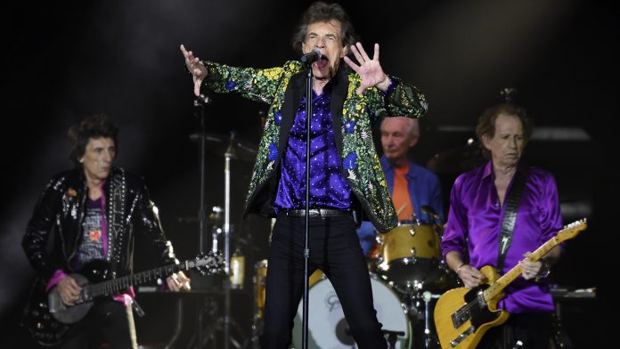 Rolling Stones relaunch US 'No Filter' tour after pandemic delay