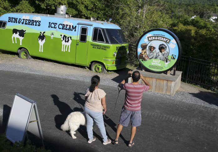 Texas gets involved in Israel's fight with Ben & Jerry's over West Bank boycott