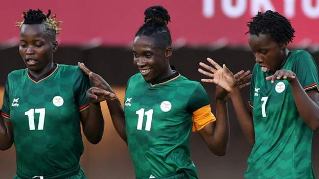 Tokyo Olympics: Zambia's Banda claims her second hat-trick of Games