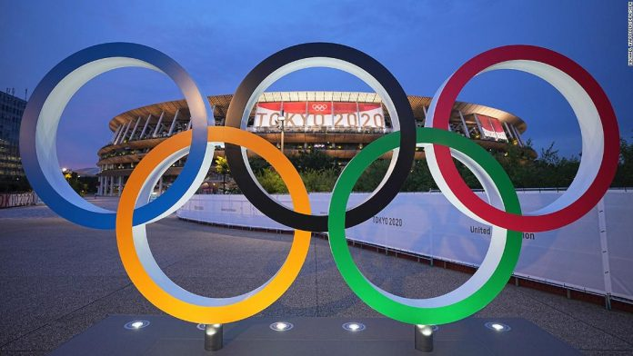 Tokyo Olympics officially underway despite threat of Covid-19