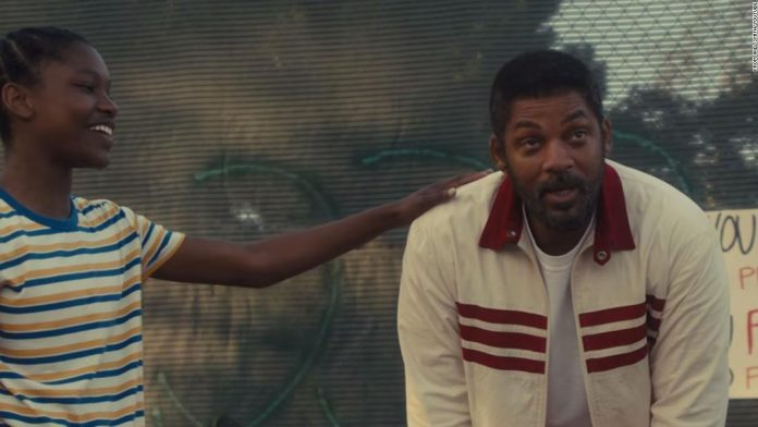 Will Smith stars as Williams sisters' father in 'King Richard'
