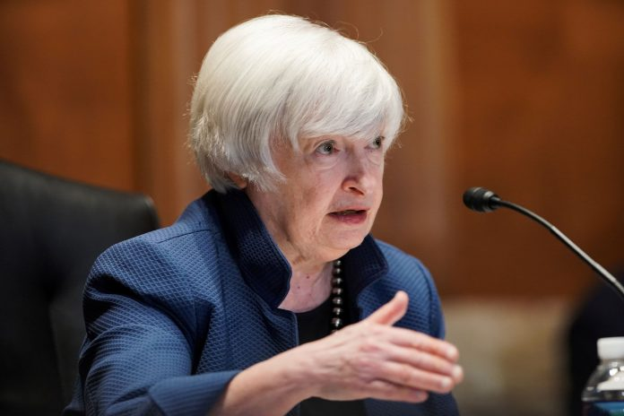 Yellen wants debt limit raised by Aug. 2, warns U.S. may need 'extraordinary measures' to avoid default