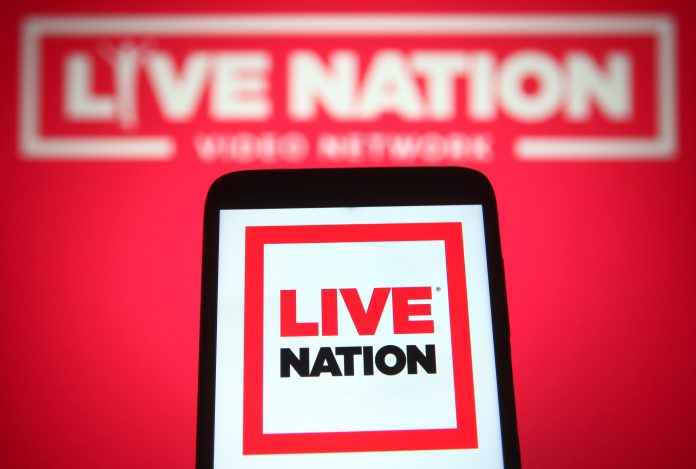A 'roaring era' for concerts and live events is coming, says Live Nation CEO