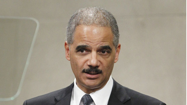 Holder encourages Democrats to protest in the streets, get arrested for voting rights
