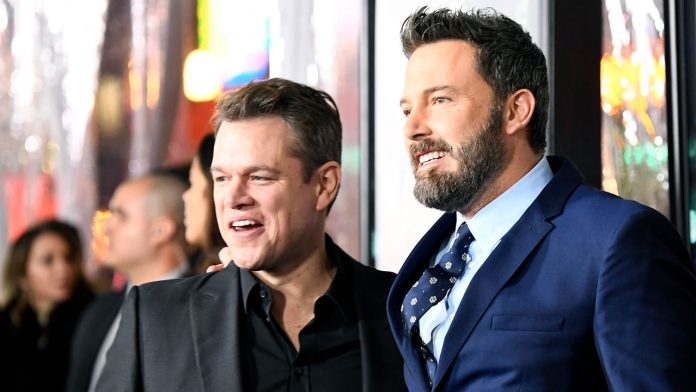 Matt Damon is all in on Jennifer Lopez and Ben Affleck's relationship: 'No one's pulling harder than I am'