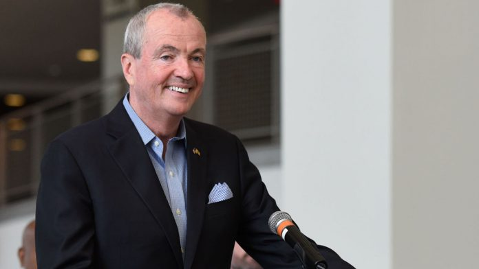 New Jersey Dem governor jets off to Italy for vacation as coronavirus spikes in state