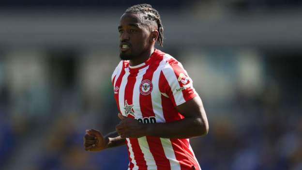 Tariqe Fosu: Ghana winger ready to step up with Brentford in the Premier League
