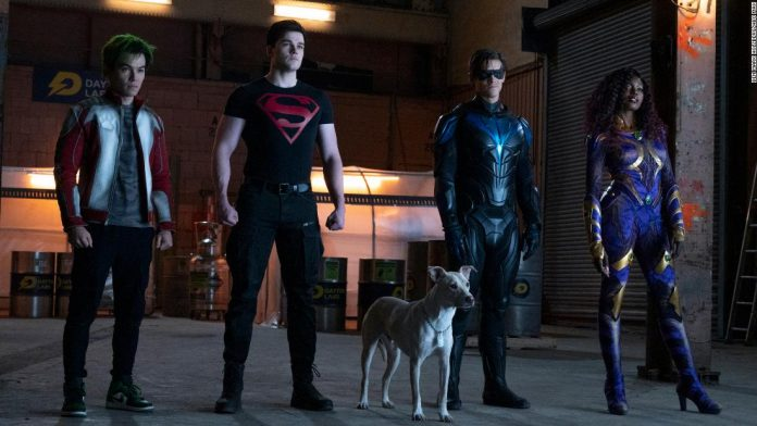 What to watch: 'Titans' and 'What If...?' remind us that streaming really is a nerd's paradise