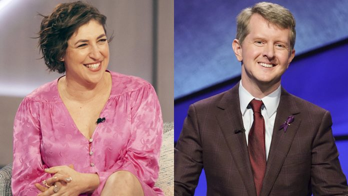 'Jeopardy!' announces Mayim Bialik, Ken Jennings will split hosting duties for the year with no guest hosts