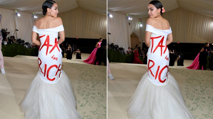 AOC hit with second ethics complaint over Met Gala attendance