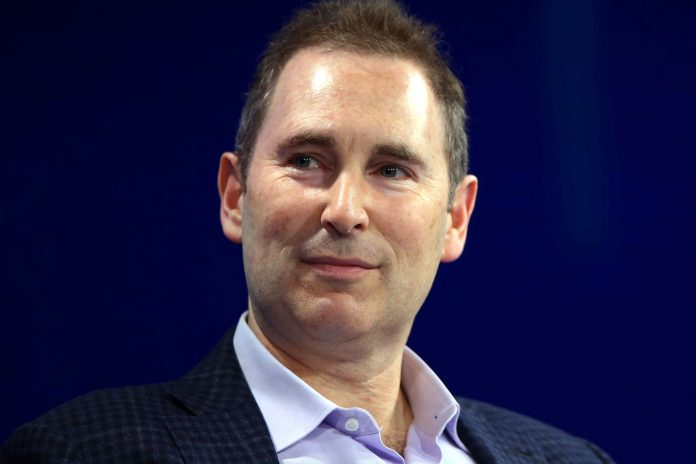 Amazon CEO Andy Jassy urges Congress to raise debt ceiling