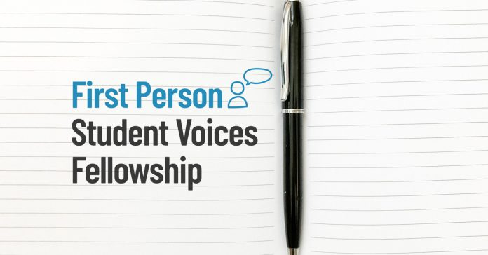 Apply to be a Chalkbeat Student Voices fellow