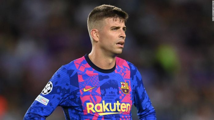 Barcelona: Gerard Pique admits 'We are who we are' as Barça trounced by Bayern in Champions League