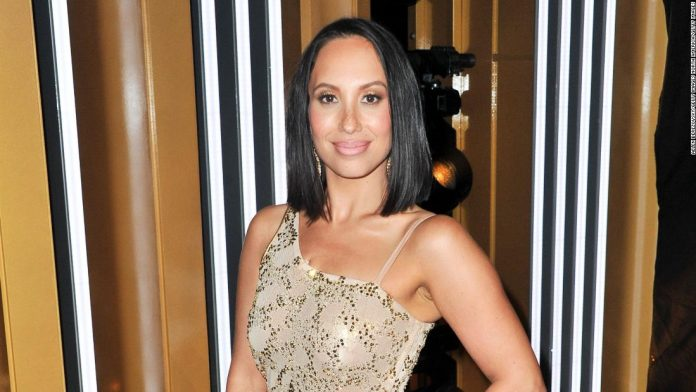 Cheryl Burke shares update on her Covid diagnosis. Remains in competition for now