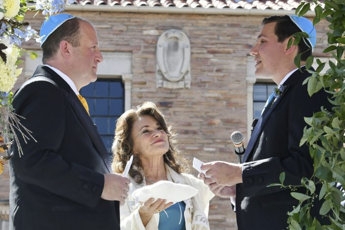 Colorado Gov. Jared Polis marries male partner, a first for sitting governor