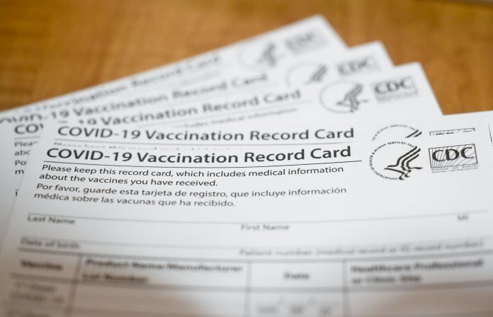 FBI probes Vermont state police troopers in Covid vaccination card scheme