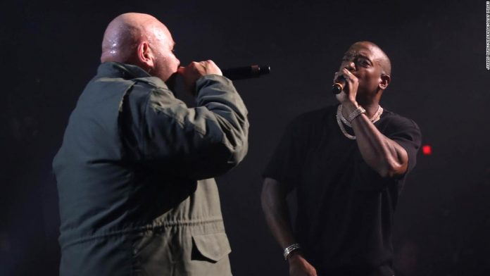 Fat Joe and Ja Rule hit the stage for the most epic Verzuz battle yet