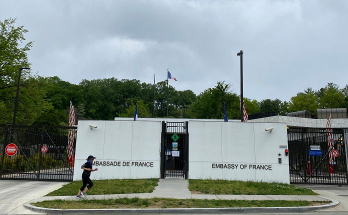 France cancels gala in D.C. over Australia submarine deal