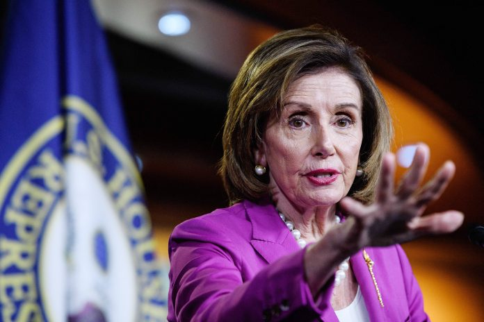 House to vote on infrastructure bill Thursday, Nancy Pelosi says
