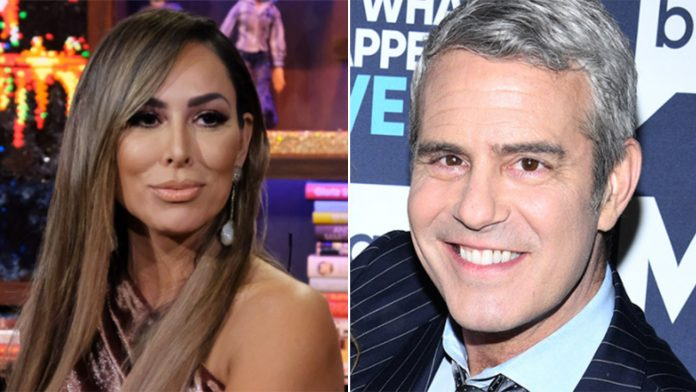 Kelly Dodd blasts Andy Cohen for saying she's 'on the wrong side of history' for COVID-19 comments