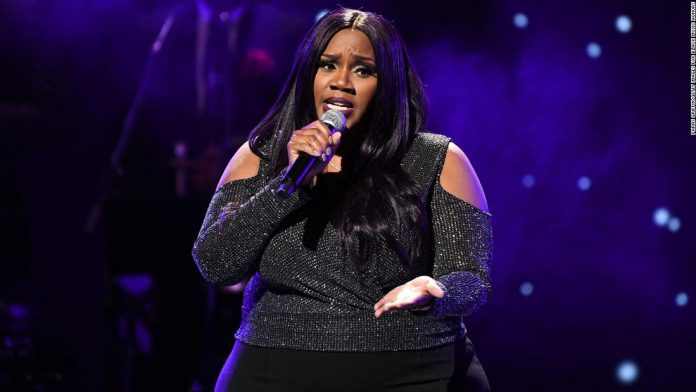 Kelly Price says she almost died from Covid-19