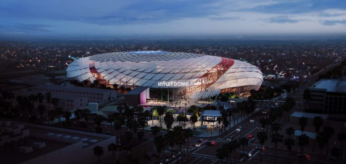LA Clippers-Intuit strike $500 million-plus arena naming rights deal