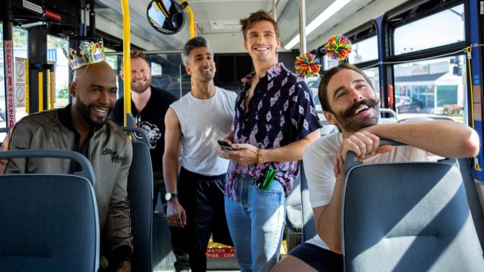 LEGO introduces 'Queer Eye' set with the Fab Five