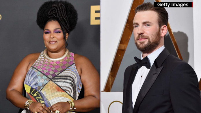 Lizzo wants to star in 'Bodyguard' remake with Chris Evans