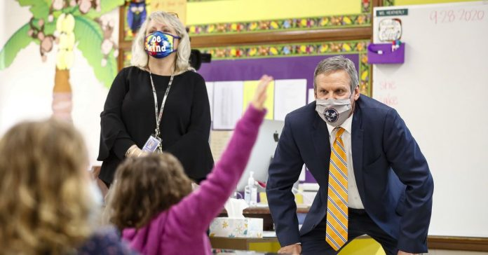 Mask mandate in Memphis schools can continue for now, judge rules