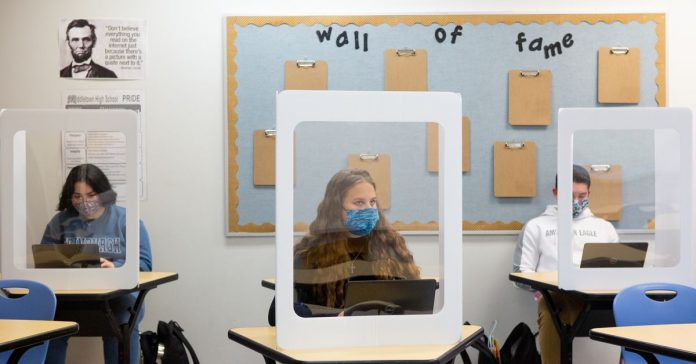 More schools requiring masks for all, vaccines for teachers