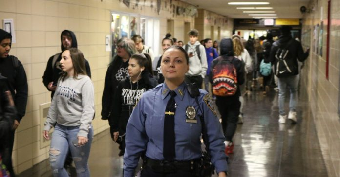 NYPS school policing questioned as New York City students return to classrooms amid pandemic