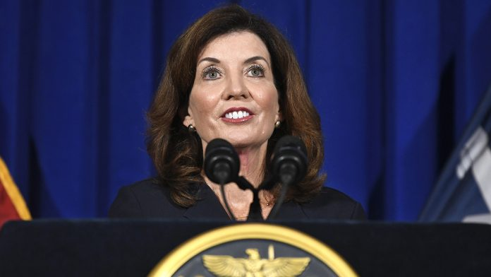 New York Gov. Hochul orders immediate release of 191 Rikers Island inmates, citing 'technical' violations