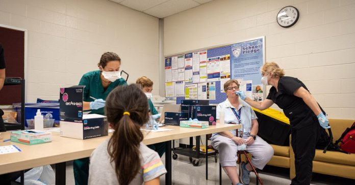 Newark schools will offer routine COVID testing as classrooms reopen
