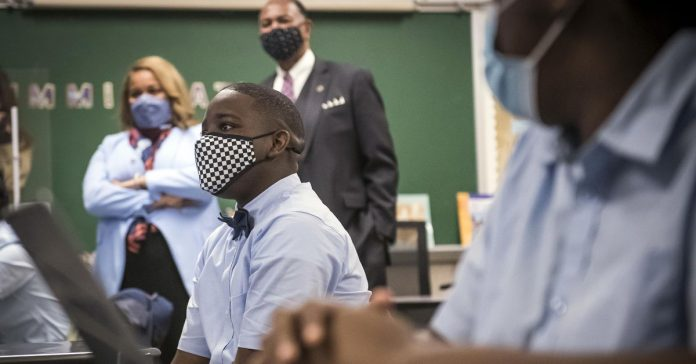 Office hours in store for NYC students who must quarantine while peers are in school