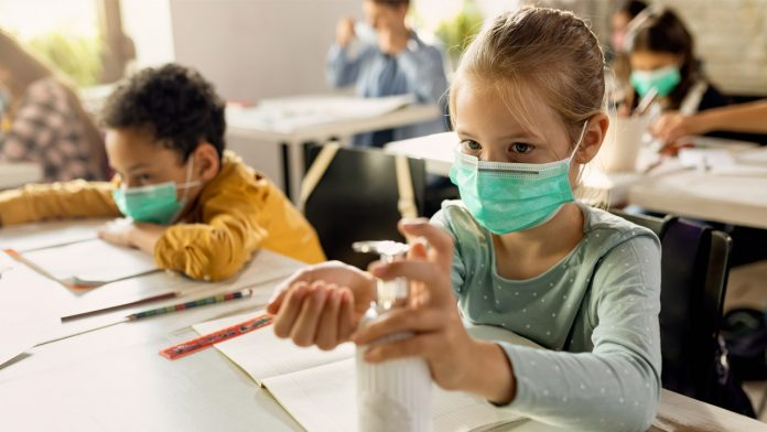 Pediatric COVID cases rising in multiple states as students return to the classroom