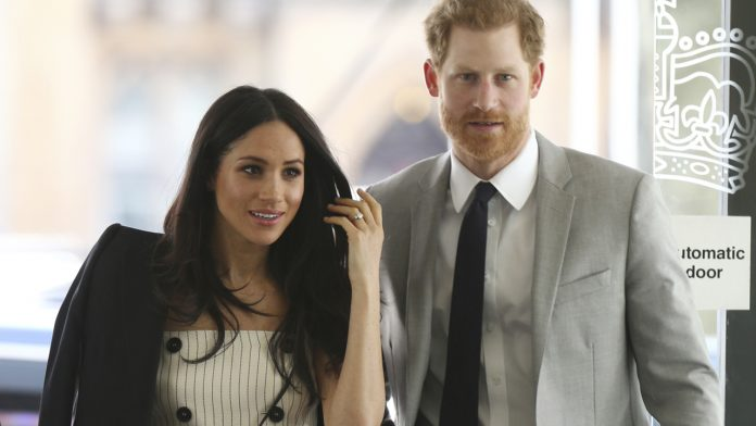 Prince Harry, Meghan Markle are two of Time magazine's most influential people