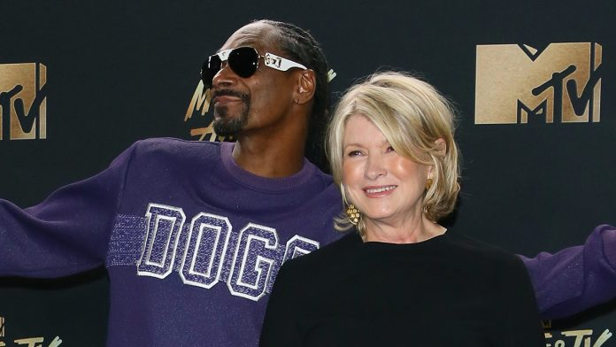 Snoop Dogg and Martha Stewart team up for new Halloween TV show
