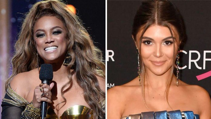 Tyra Banks defends Olivia Jade being on 'Dancing with the Stars' Season 30
