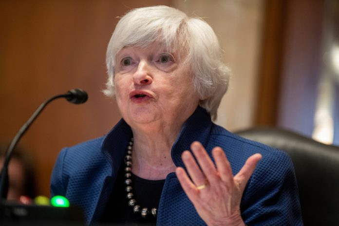 Yellen warns Pelosi on debt limit, says extraordinary measures likely to run out in October
