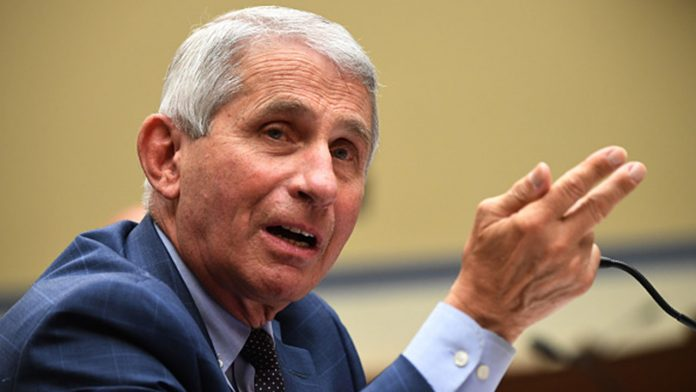 Fauci says COVID-19 pandemic uncontrolled as 66M remain unvaccinated