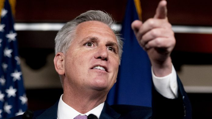 McCarthy campaign's cash transfers to fellow House Republicans position him for speaker